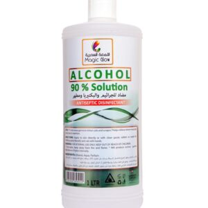 90% Ethanol Alcohol Solution